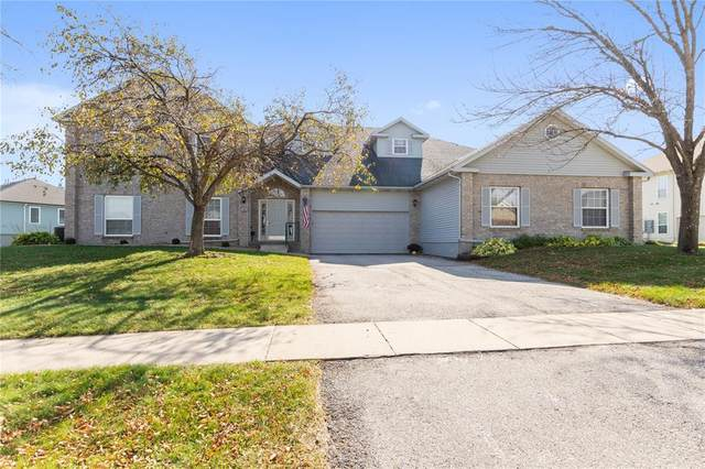 3445 Willowridge Road D, Marion, IA 52302 (MLS #2007328) :: The Graf Home Selling Team
