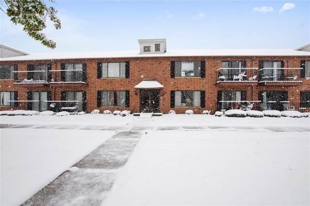 428 29th St Drive SE #15, Cedar Rapids, IA 52403 (MLS #2007333) :: The Graf Home Selling Team
