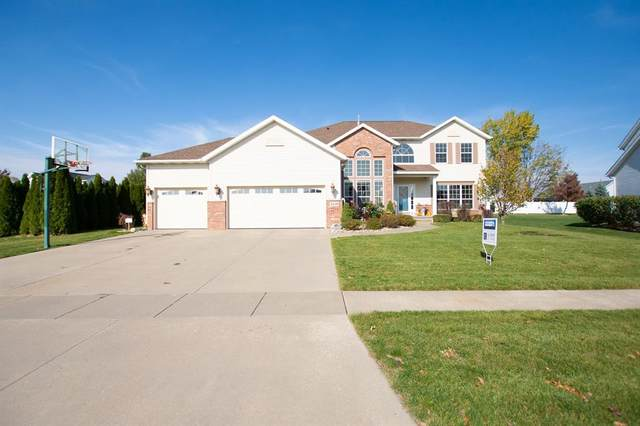 4120 Creekview Drive, Marion, IA 52302 (MLS #2007355) :: The Graf Home Selling Team