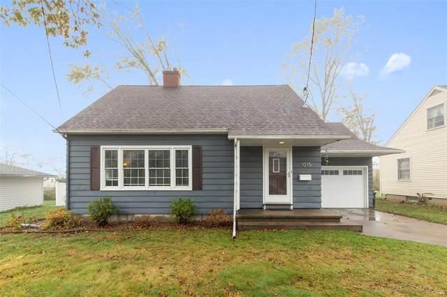 1015 Norwood Drive SE, Cedar Rapids, IA 52403 (MLS #2007382) :: The Graf Home Selling Team
