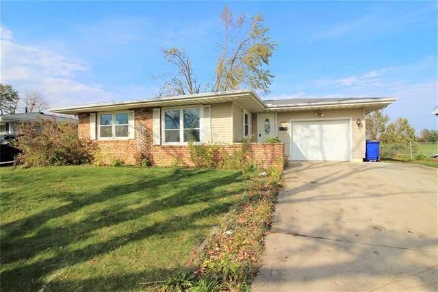 6302 1st Avenue NW, Cedar Rapids, IA 52405 (MLS #2007391) :: The Graf Home Selling Team