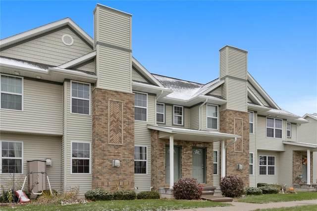 1268 Nicholas Lane, North Liberty, IA 52317 (MLS #2007446) :: The Graf Home Selling Team