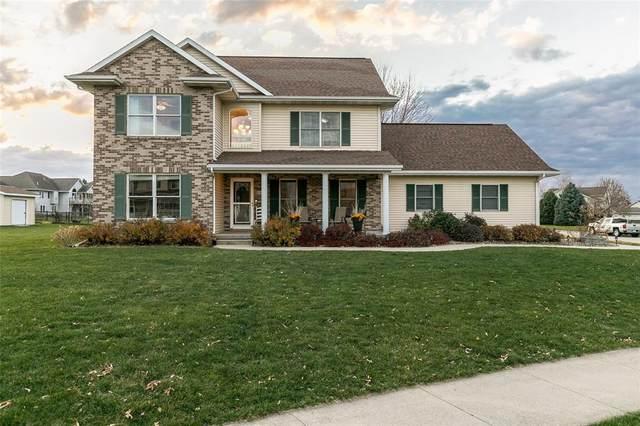 340 Fox Run Drive, North Liberty, IA 52317 (MLS #2007733) :: The Graf Home Selling Team