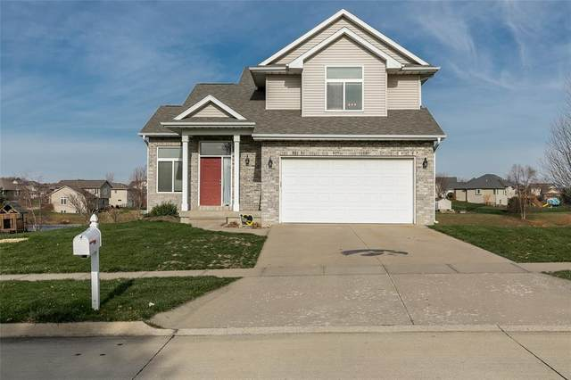 320 Broadmoor Place, North Liberty, IA 52317 (MLS #2007888) :: The Graf Home Selling Team