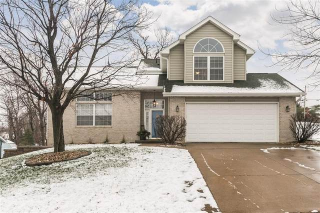 1603 Greenlefe Drive NW, Cedar Rapids, IA 52405 (MLS #2007913) :: The Graf Home Selling Team