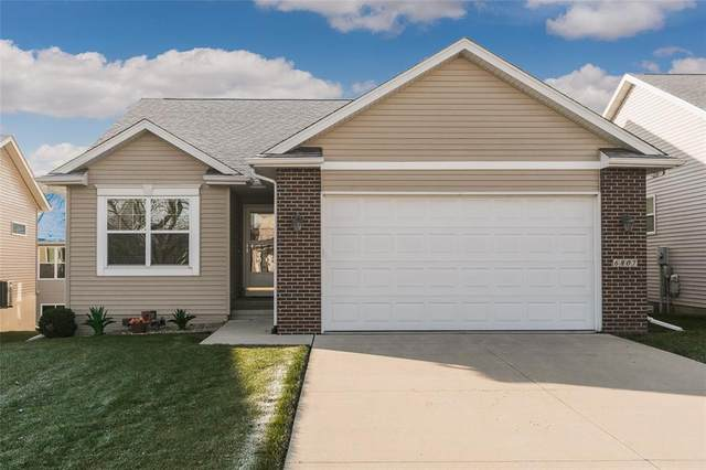6807 Waterview Drive SW, Cedar Rapids, IA 52404 (MLS #2008947) :: The Graf Home Selling Team