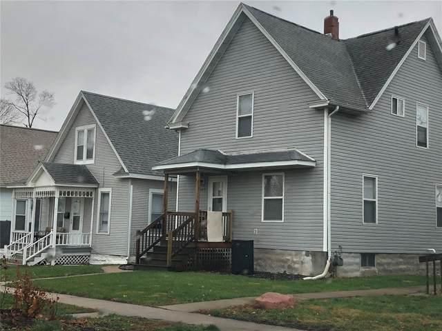 907 C Avenue NW, Cedar Rapids, IA 52405 (MLS #2008994) :: The Graf Home Selling Team