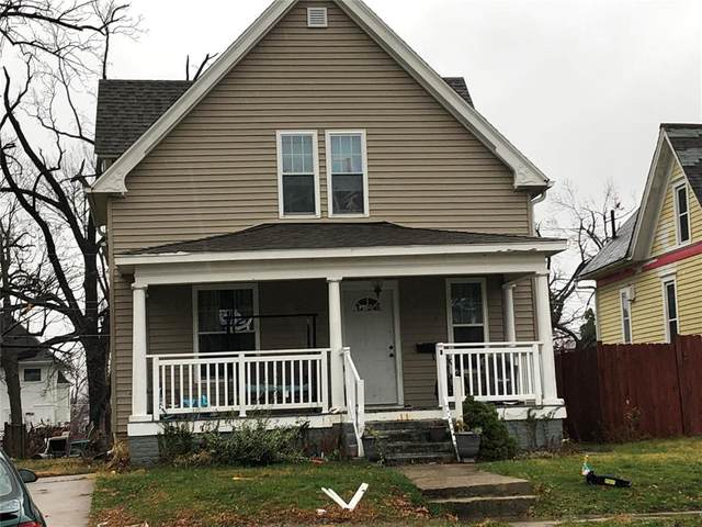 1625 E Avenue NE, Cedar Rapids, IA 52402 (MLS #2008998) :: The Graf Home Selling Team