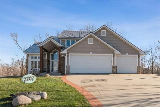 2707 Oak Crest Court, Cedar Rapids, IA 52405 (MLS #2009032) :: The Graf Home Selling Team