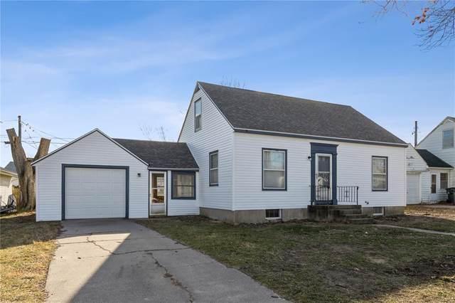 1817 Chandler Street SW, Cedar Rapids, IA 52404 (MLS #2009061) :: The Graf Home Selling Team
