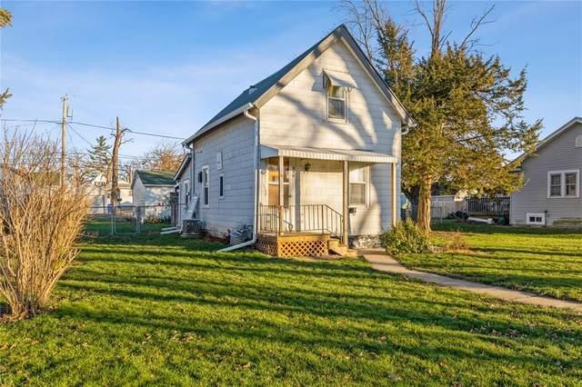 944 12th St. NE, Cedar Rapids, IA 52402 (MLS #2009098) :: The Graf Home Selling Team