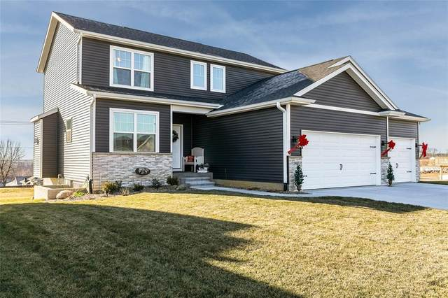 1903 Wycliffe Court SW, Cedar Rapids, IA 52404 (MLS #2009132) :: The Graf Home Selling Team