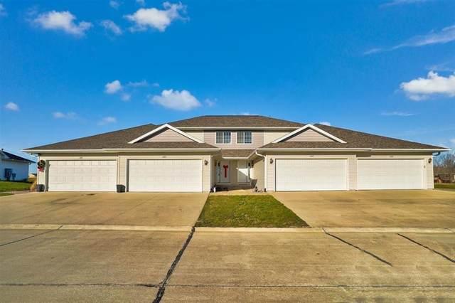 6325 Muirfield Drive SW, Cedar Rapids, IA 52404 (MLS #2009141) :: The Graf Home Selling Team