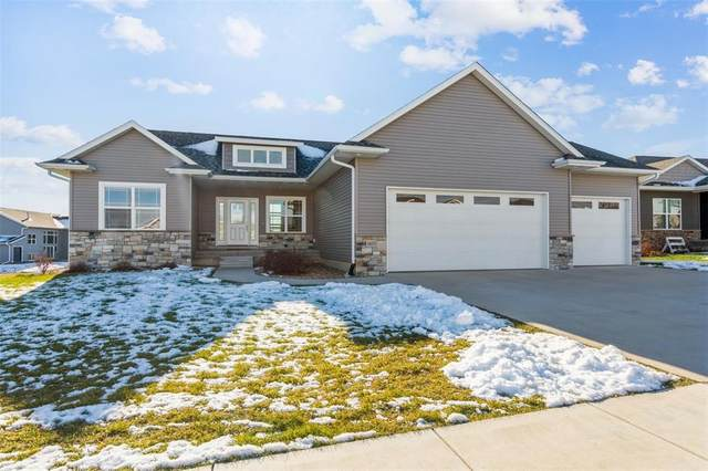 1453 Settlers Drive, Marion, IA 52302 (MLS #2009379) :: The Graf Home Selling Team