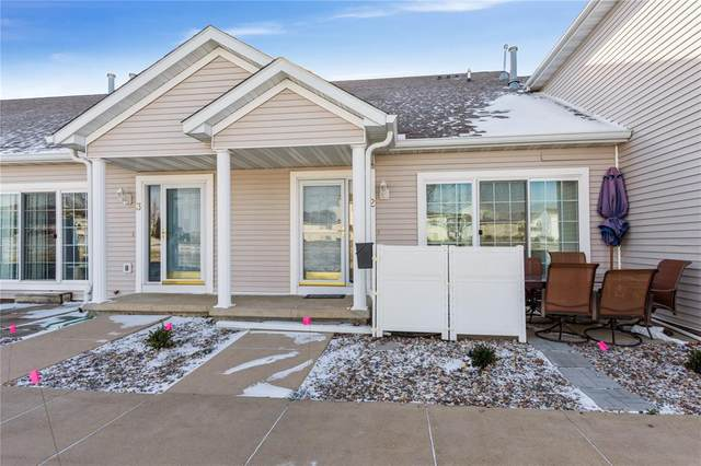 3155 English Glen Court #2, Marion, IA 52302 (MLS #2009398) :: The Graf Home Selling Team