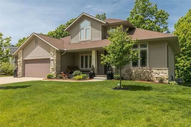 2720 Oak Crest Court NW, Cedar Rapids, IA 52405 (MLS #2100011) :: The Graf Home Selling Team
