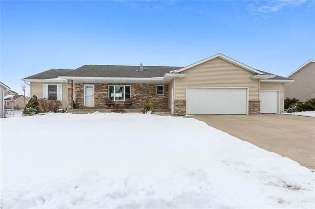 309 Grace Avenue, Urbana, IA 52345 (MLS #2100137) :: The Graf Home Selling Team