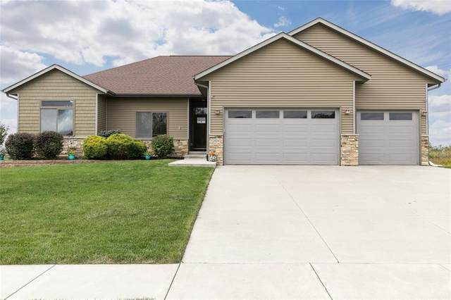 2424 Dempster Drive, Coralville, IA 52241 (MLS #2100144) :: The Graf Home Selling Team