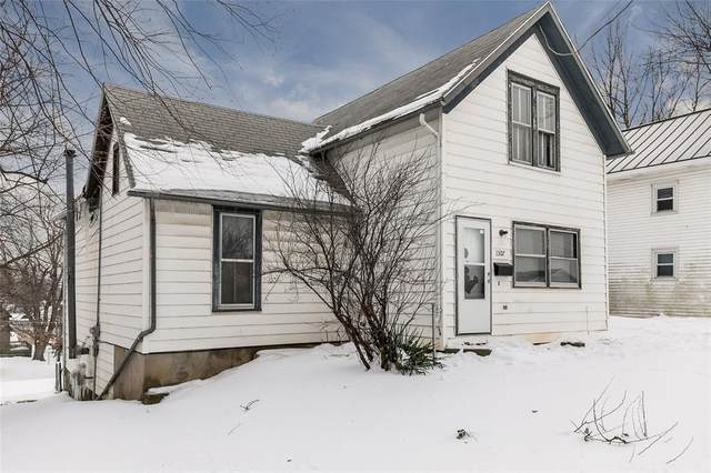 1307 10th Avenue, Belle Plaine, IA 52208 (MLS #2100152) :: The Graf Home Selling Team