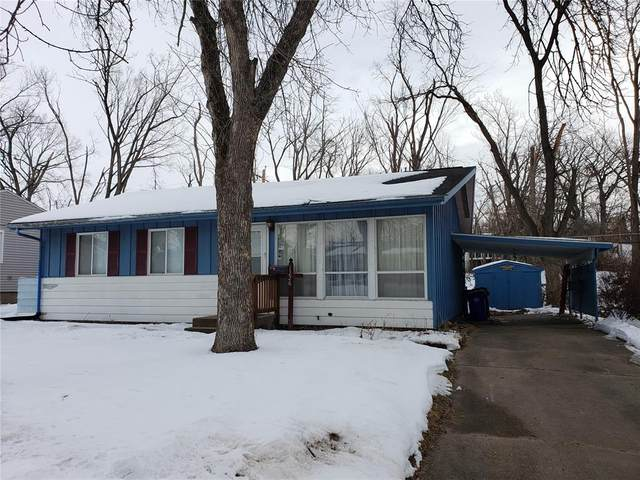 1226 38th Street SE, Cedar Rapids, IA 52403 (MLS #2100236) :: The Graf Home Selling Team