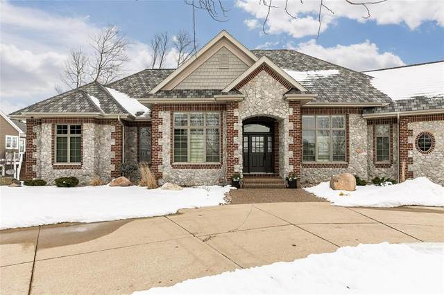 2002 Timber Wolf Trail SE, Cedar Rapids, IA 52403 (MLS #2100253) :: The Graf Home Selling Team