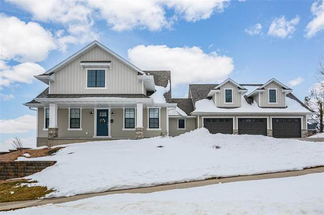 3020 Forrest Meadow Lane, Hiawatha, IA 52233 (MLS #2100273) :: The Graf Home Selling Team