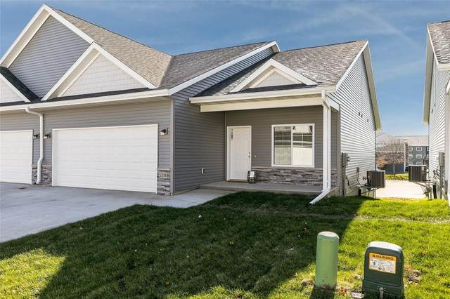 1339 Truman Court NE B, Cedar Rapids, IA 52402 (MLS #2100326) :: The Graf Home Selling Team