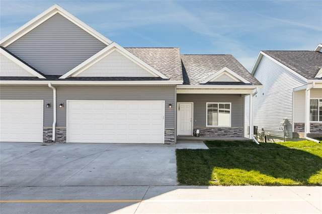 1409 Truman Court NE A, Cedar Rapids, IA 52402 (MLS #2100332) :: The Graf Home Selling Team
