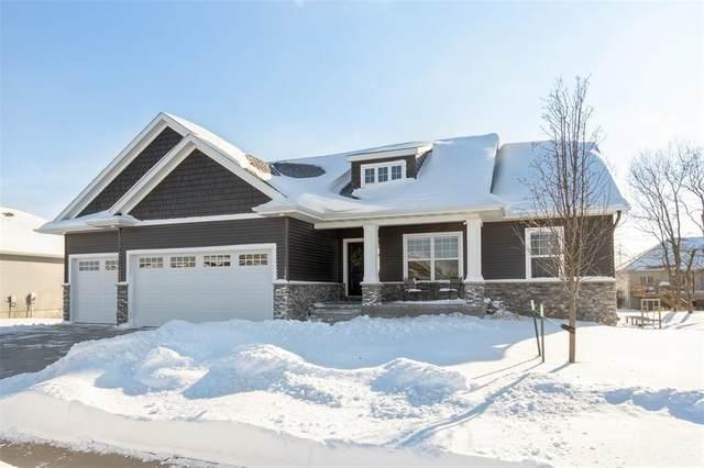 970 Pheasant Lane, North Liberty, IA 52317 (MLS #2100388) :: The Graf Home Selling Team