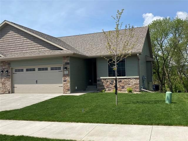 805 Hillside Drive, Tiffin, IA 52340 (MLS #2100399) :: The Graf Home Selling Team