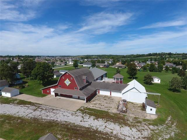 2342 Scales Bend Road NE, North Liberty, IA 52317 (MLS #2100562) :: The Graf Home Selling Team