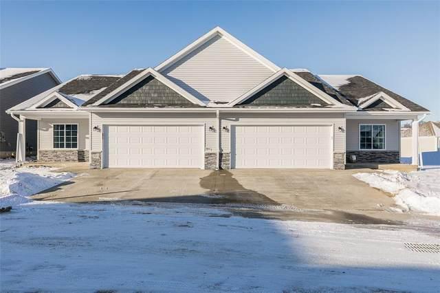 1330 Grant Court NE B, Cedar Rapids, IA 52402 (MLS #2100566) :: The Graf Home Selling Team
