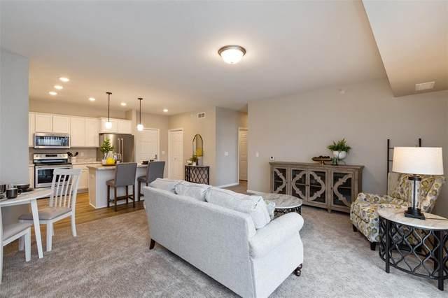3550 Stone Creek Circle SW #315, Cedar Rapids, IA 52404 (MLS #2100726) :: The Graf Home Selling Team