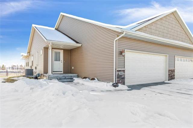 5601 Dostal Drive SW, Cedar Rapids, IA 52404 (MLS #2100855) :: The Graf Home Selling Team
