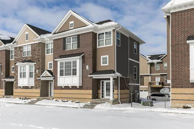 310 Clark Drive #3, Coralville, IA 52241 (MLS #2100867) :: The Graf Home Selling Team