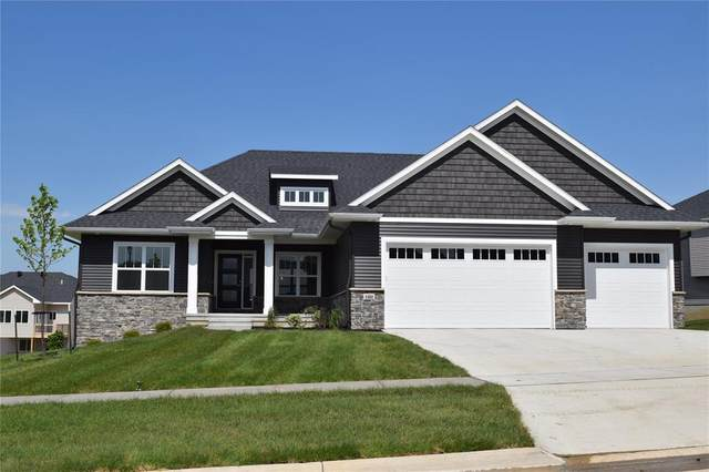 332 Rolling Hills Drive, Tiffin, IA 52340 (MLS #2100950) :: The Graf Home Selling Team