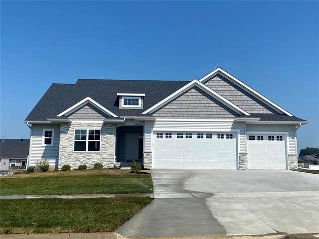 312 Rolling Hills Drive, Tiffin, IA 52340 (MLS #2100958) :: The Graf Home Selling Team