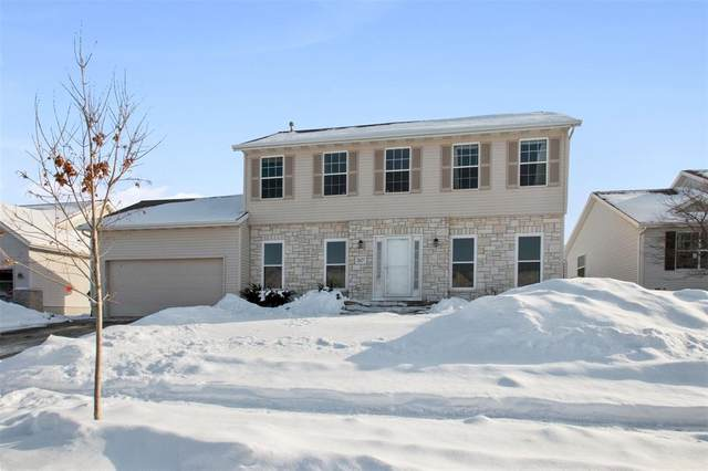 2627 Summerwood Ct Sw, Cedar Rapids, IA 52404 (MLS #2100985) :: The Graf Home Selling Team
