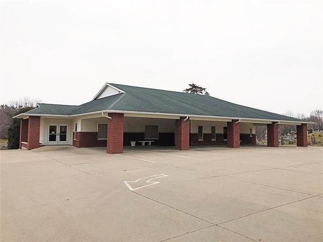 100 S Cedar Street, Solon, IA 52333 (MLS #2101028) :: The Graf Home Selling Team