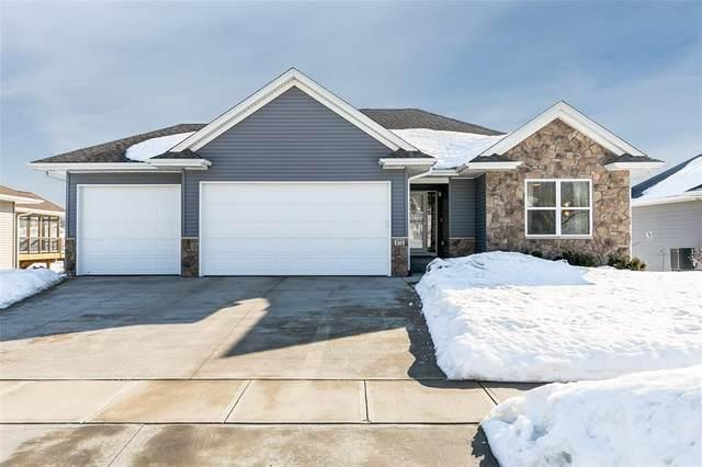 172 Lindemann Drive, Iowa City, IA 52245 (MLS #2101046) :: The Graf Home Selling Team