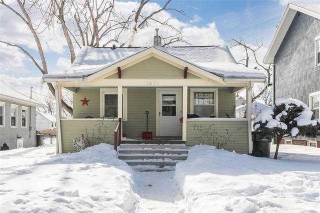 1611 Greene Avenue NE, Cedar Rapids, IA 52402 (MLS #2101051) :: The Graf Home Selling Team