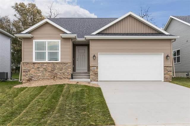 9020 Grand Oaks Drive NE, Cedar Rapids, IA 52402 (MLS #2101054) :: The Graf Home Selling Team