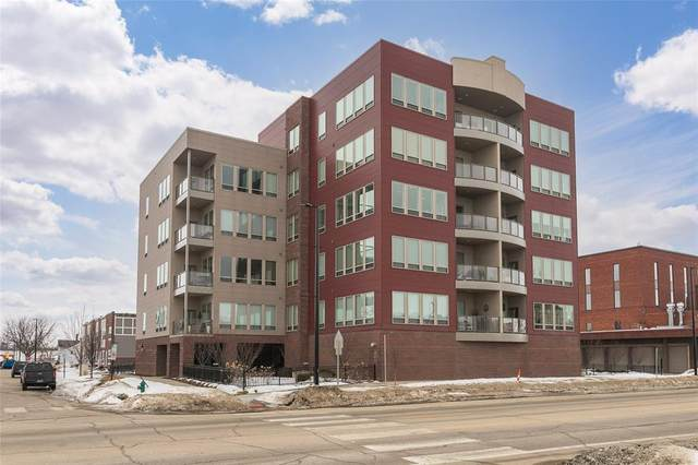 100 4th Avenue Sw #402, Cedar Rapids, IA 52404 (MLS #2101072) :: The Graf Home Selling Team
