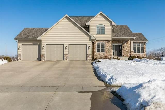 5802 Prairie Grass Lane, Cedar Rapids, IA 52411 (MLS #2101088) :: The Graf Home Selling Team