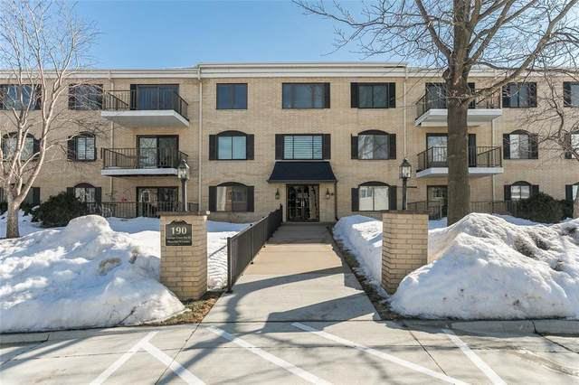 190 Cottage Grove Avenue SE #214, Cedar Rapids, IA 52403 (MLS #2101092) :: The Graf Home Selling Team