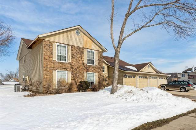 6110 Greenbriar Lane SW A, Cedar Rapids, IA 52404 (MLS #2101093) :: The Graf Home Selling Team
