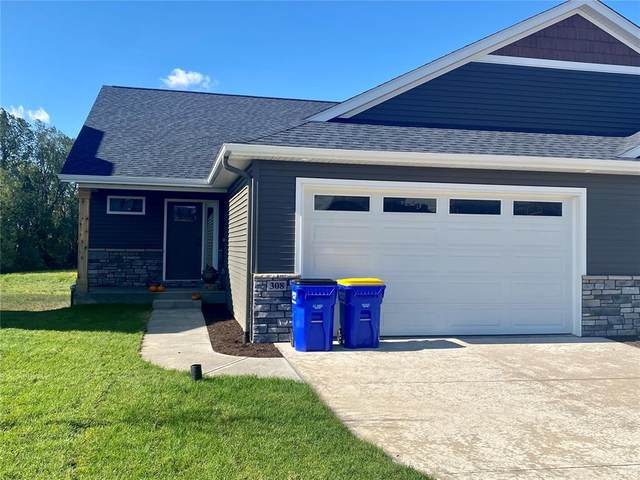412 Dawson Drive, West Branch, IA 52358 (MLS #2101098) :: The Graf Home Selling Team