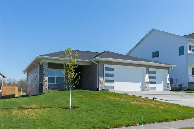 1155 Ogden Lane, North Liberty, IA 52317 (MLS #2101341) :: The Graf Home Selling Team