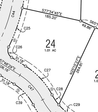 Lot 24 Troyers Meadow, Kalona, IA 52247 (MLS #2101451) :: The Graf Home Selling Team