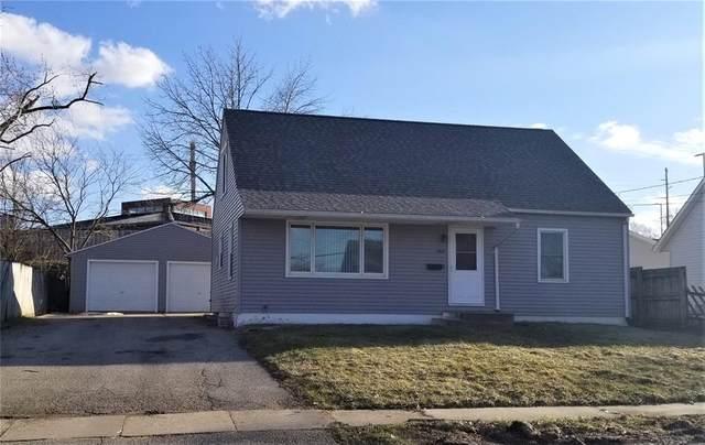 3407 H Avenue NW, Cedar Rapids, IA 52405 (MLS #2101589) :: Lepic Elite Home Team